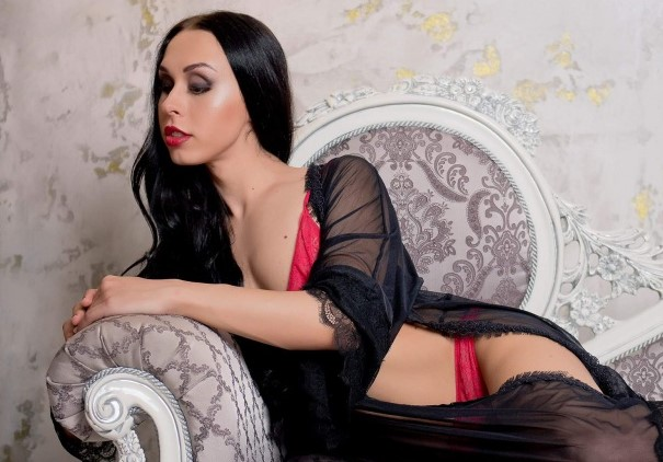 Проститутка шемале